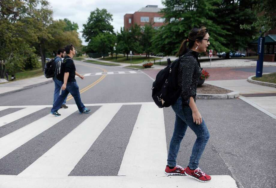 University of Connecticut campus in Storrs. Photo: AP Photo/Jessica Hill   / FR125654 AP