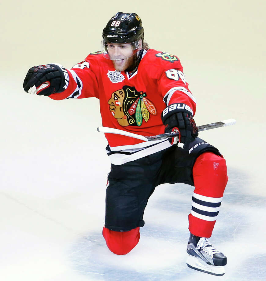 Prosecutors announced Thursday that they will not bring rape charges against Chicago Blackhawks star Patrick Kane, citing a lack of credible evidence and the accuser's decision to no longer cooperate in the investigation. Photo: Charles Rex Arbogast — The Associated Press File Photo   / AP