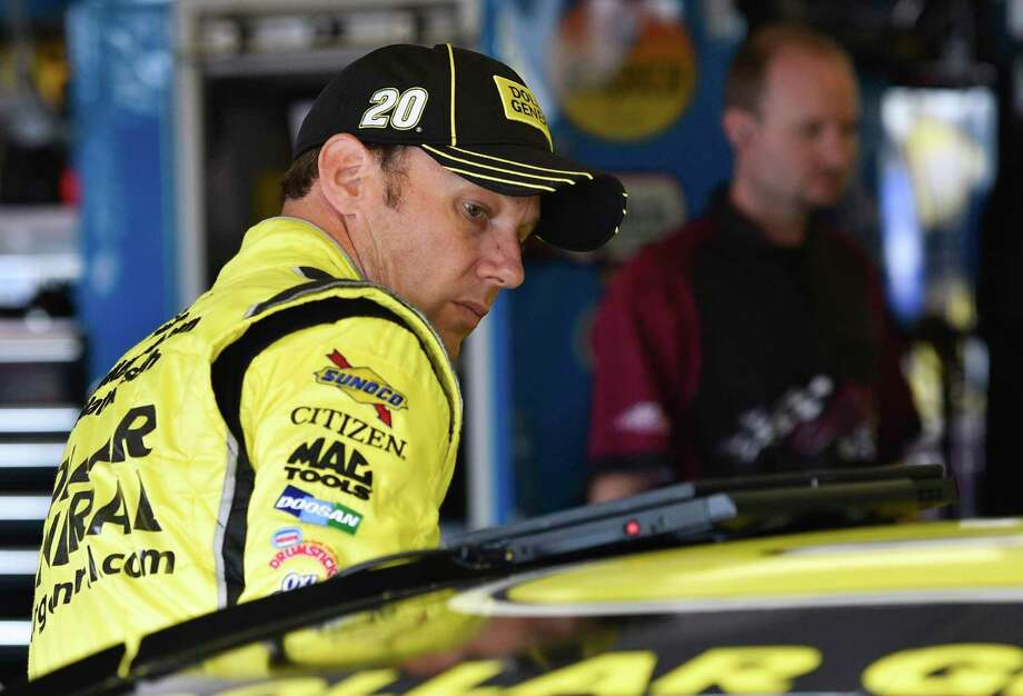 NASCAR's two-race suspension of Matt Kenseth has been upheld. Photo: Derik Hamilton — The Associated Press File Photo   / FR170553 AP