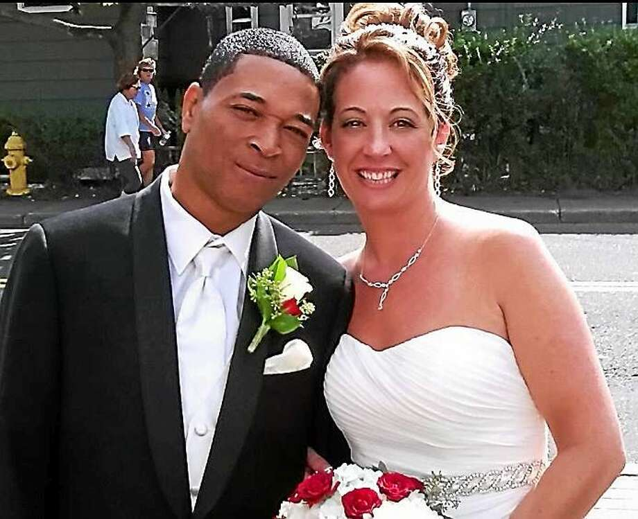 """Gerald """"Jay"""" Rice and his wife, Amy. Photo: Submitted Photo"""