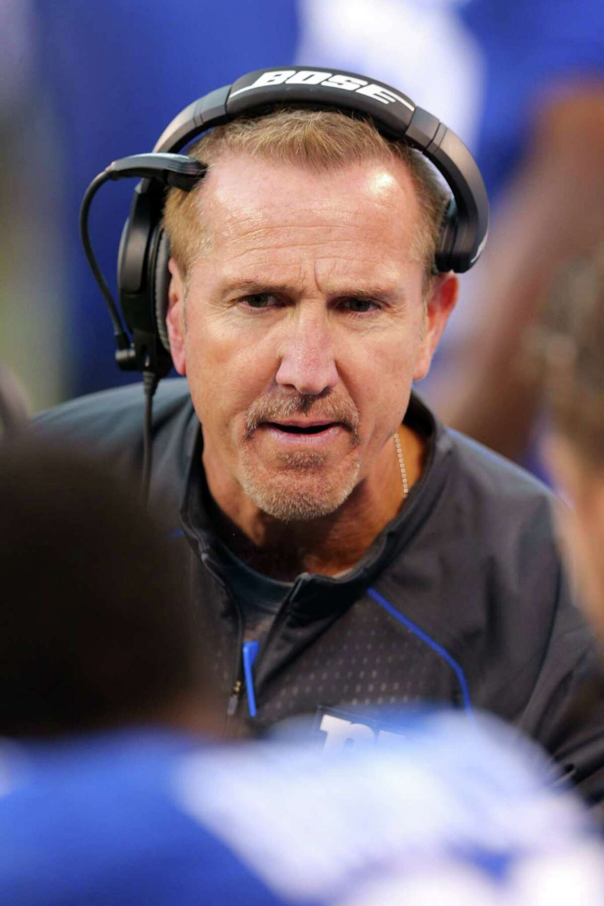 New York Giants defensive coordinator Steve Spagnuolo says he has put the 52-49 loss to the New Orleans Saints to rest.