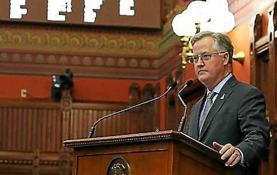House Speaker Brendan Sharkey Photo: (Christine Stuart File Photo - CTNewsJunkie)