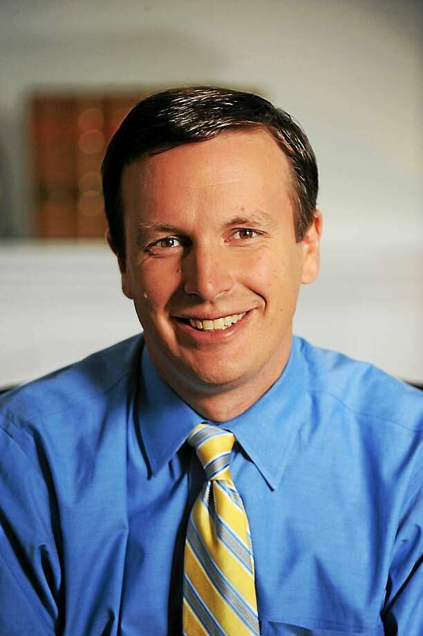 U.S. Sen. Chris Murphy Photo: Journal Register Co.