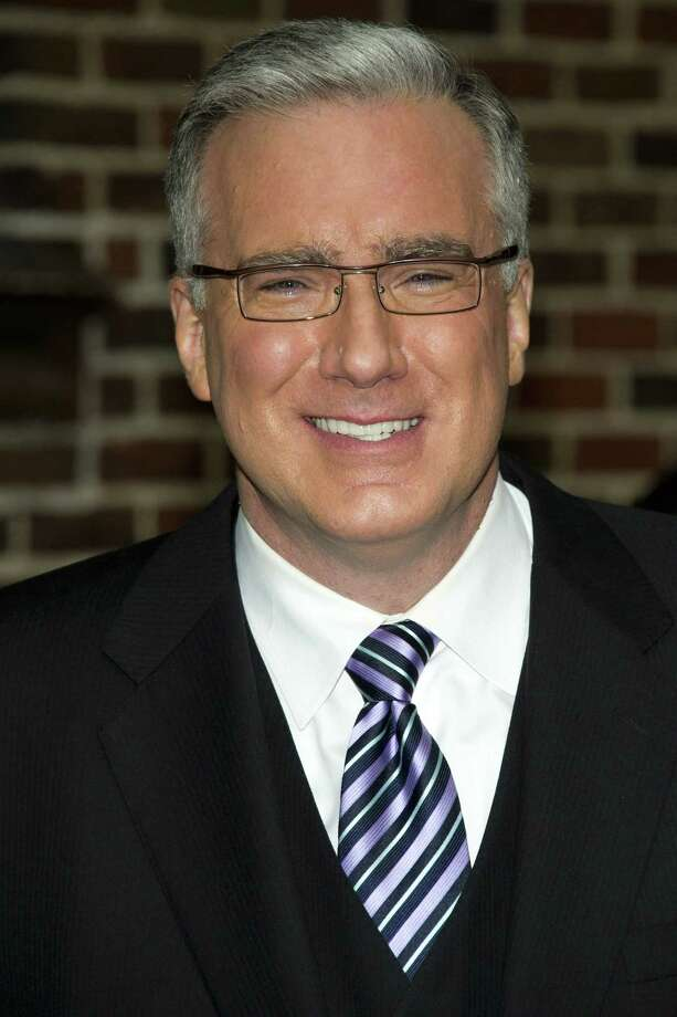 "Keith Olbermann's show on ESPN will end sometime this month. ""Olbermann"" premiered in August 2013 when he returned to the network. Photo: The Associated Press File Photo   / SYKEC"