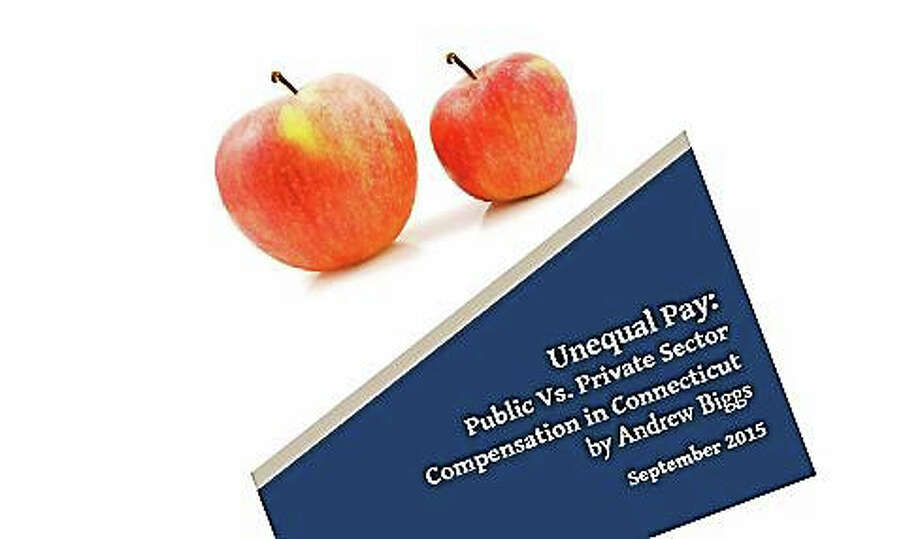 Photo illustration for public/private sector benefits. Photo: Photo Illustration Courtesy Of CTNJ