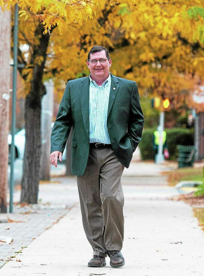 West Haven Mayor Ed O'Brien Photo: Peter Casolino — New Haven Register File Photo