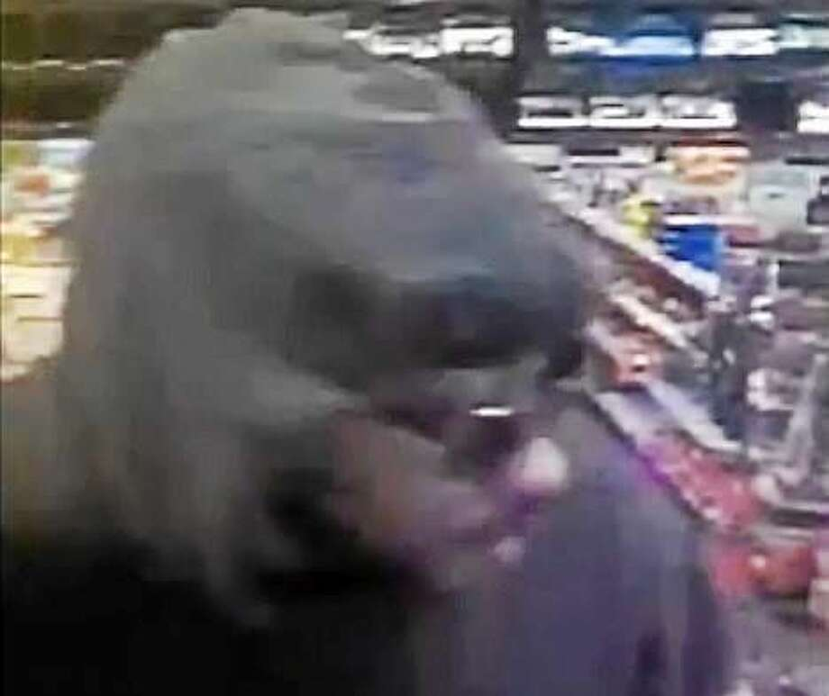 New Haven police are asking for the public's help to identify this suspect. Photo: Journal Register Co.
