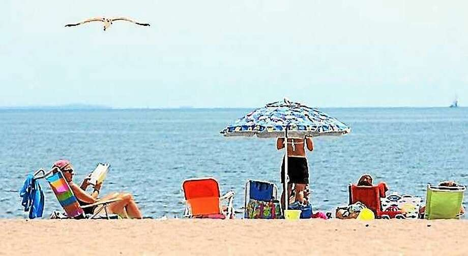 Jacobs Beach in Guilford. Photo: NEW HAVEN REGISTER FILE PHOTO