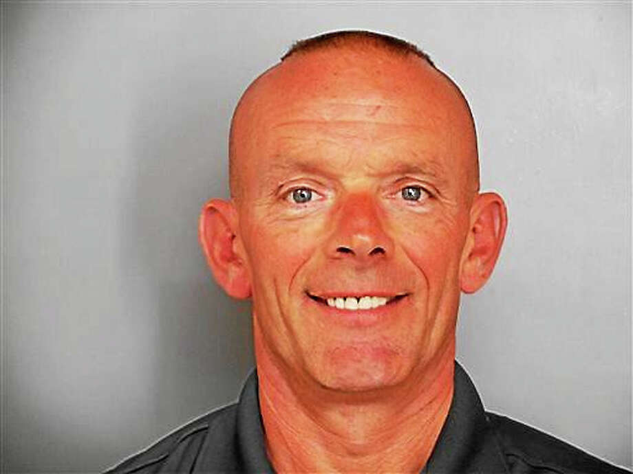 This undated file photo provided by the Fox Lake Police Department shows Lt. Charles Joseph Gliniewicz. Authorities will announce Wednesday, Nov. 4, 2015, that the northern Illinois police officer whose shooting death led to a massive manhunt in September killed himself, an official briefed on the crime investigation says. Photo: Fox Lake Police Department Photo Via AP, File   / Fox Lake Police Department