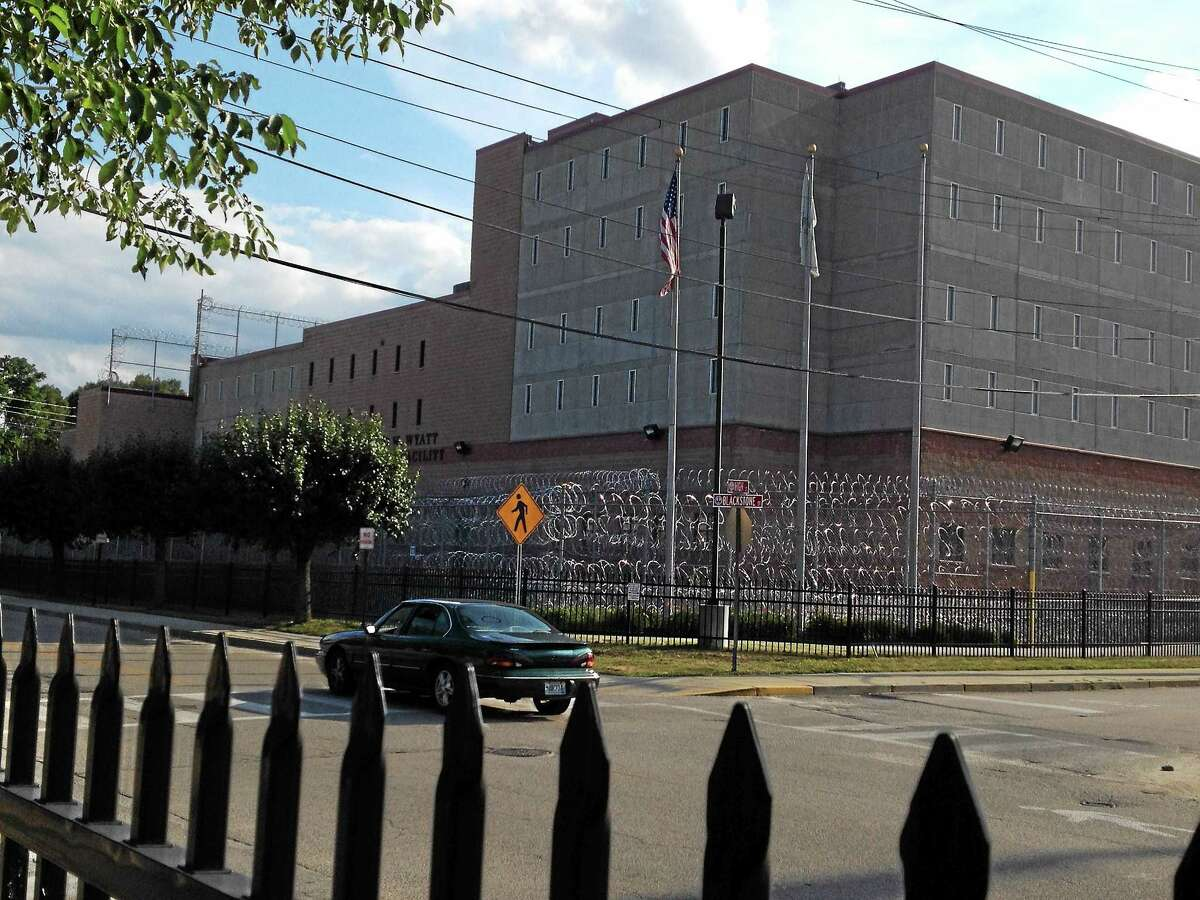 The Donald W. Wyatt Detention Facility in Central Falls, Rhode Island.