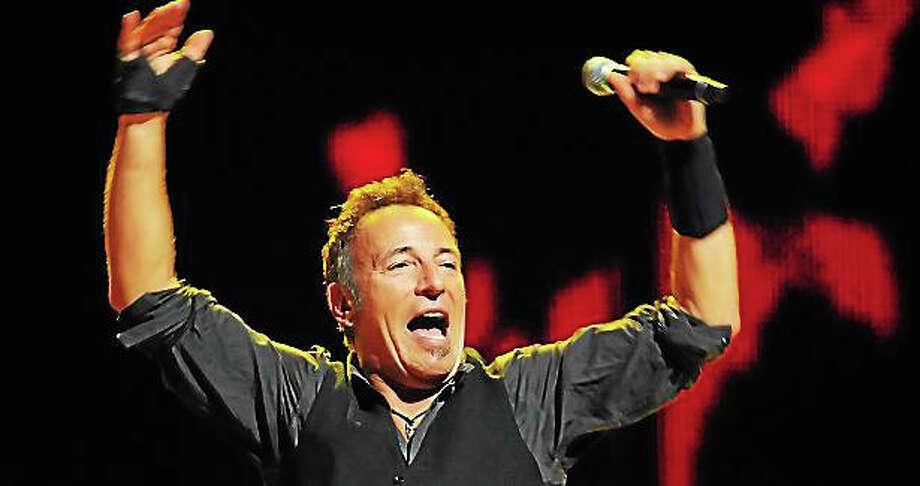 Bruce Springsteen Photo: AP Photo