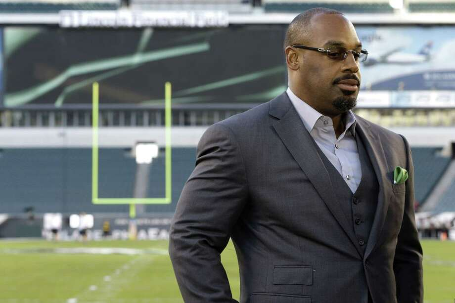 Donovan McNabb has been arrested again in Arizona on suspicion of driving while under the influence. Photo: Julio Cortez — The Associated Press File Photo   / AP