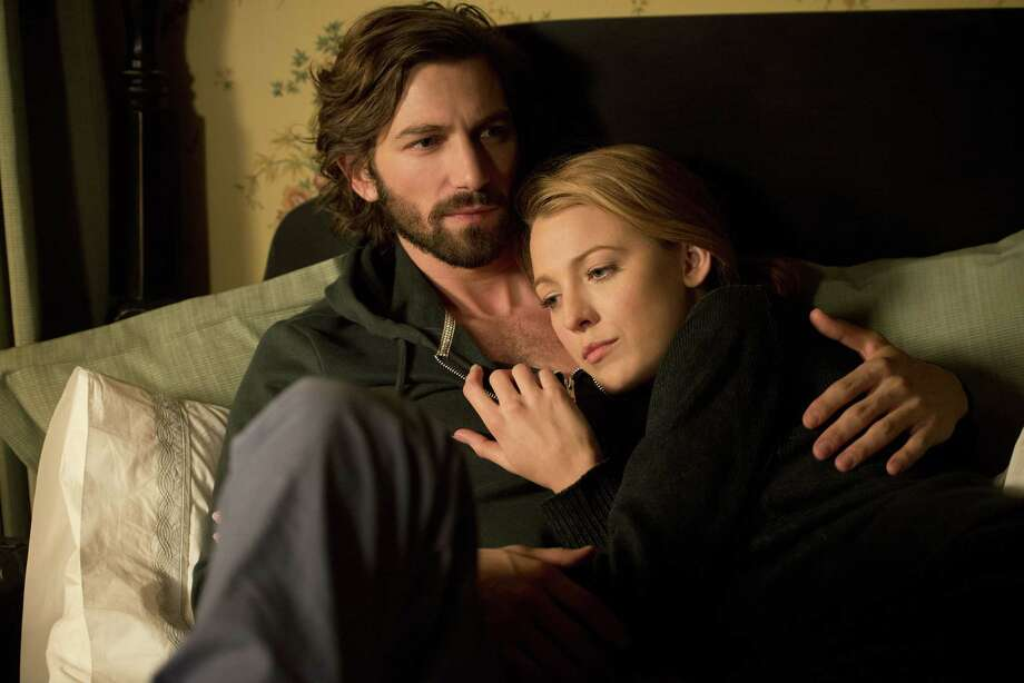 "This image released by Lionsgate shows Michiel Huisman, left, and Blake Lively in a scene from ""The Age of Adaline."" Photo: Diyah Pera/Lionsgate Via AP   / Lionsgate"