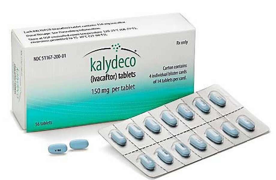 Screenshot via kalydeco.com Photo: Journal Register Co.