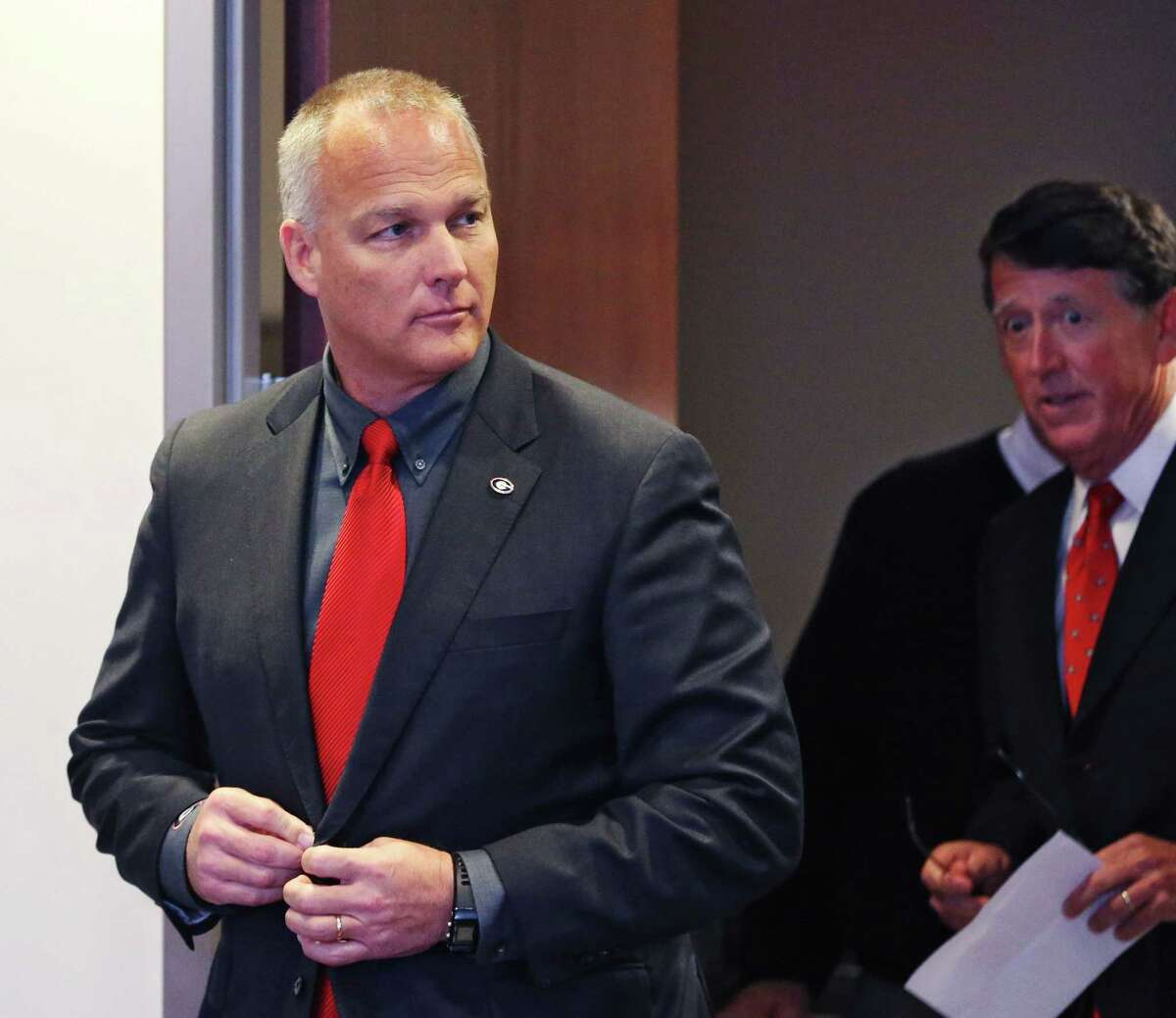 Former Georgia football coach Mark Richt will be named coach at Florida.