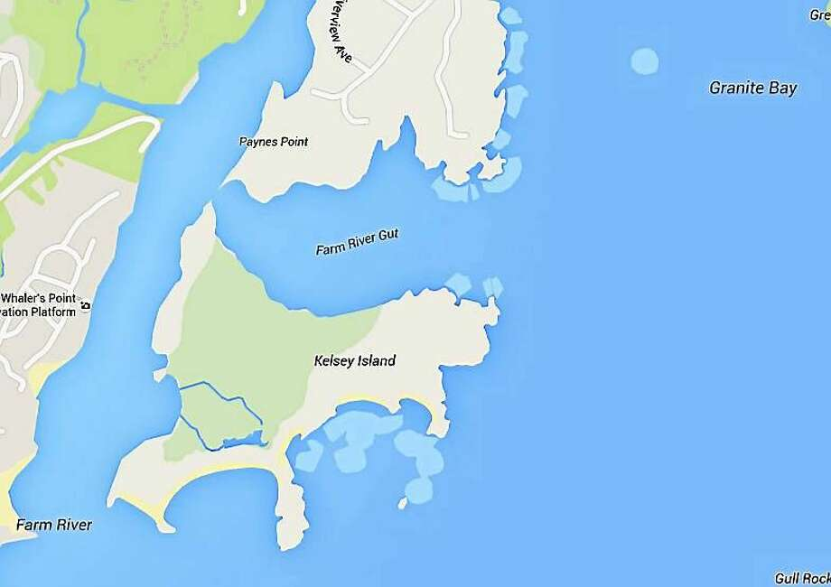 A Branford woman was critically injured in a boating accident Tuesday between Paynes Point and Kelsey Island. Photo: Journal Register Co.
