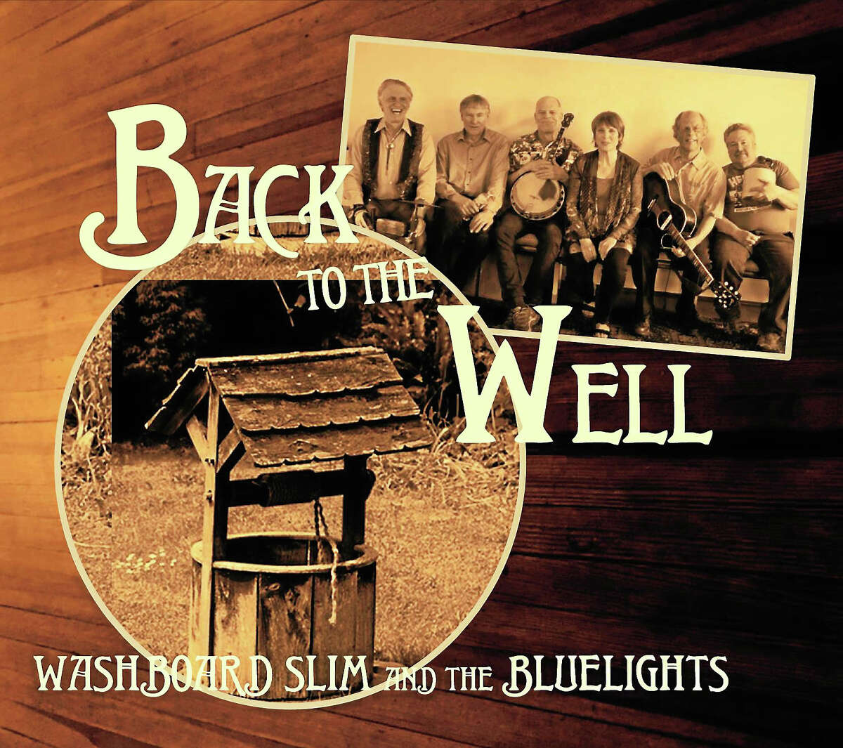 Washboard Slim and The Bluelights will celebrate its latest CD Saturday night at The Ballroom at The Outer Space in Hamden.