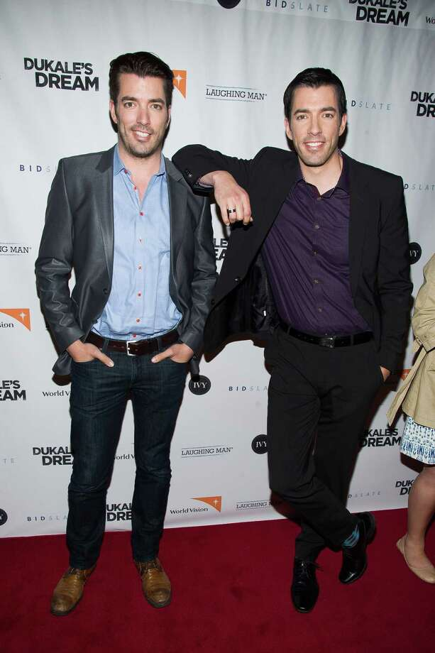 "Jonathan Scott, left, and Drew Scott, headline HGTV's  ""Brother vs Brother."" The network has upped the number of current shows with co-hosts who are related or married to five. Photo: Charles Sykes - Invision, AP File   / Invision"
