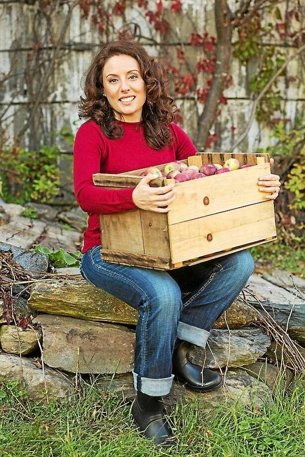 "Tracey Medeiros, coauthor of ""The Vermont Farm Table Cookbook"" Photo: Oliver Parini    / Oliver Parini"