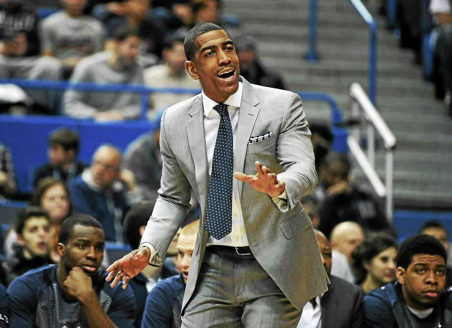 UConn head coach Kevin Ollie landed top 30 recruit Juwan Durham. Photo: Jessica Hill — The Associated Press File Photo   / FR125654 AP