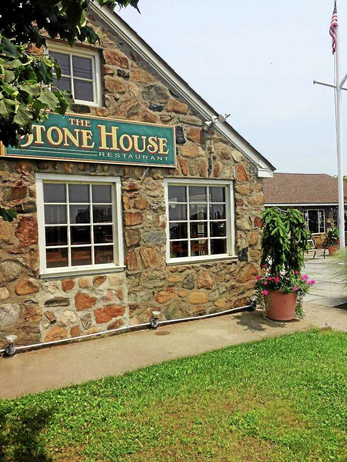 The Stone House Restaurant in Guilford will be closing its doors. Photo: Tim Rizzo — New Haven Register