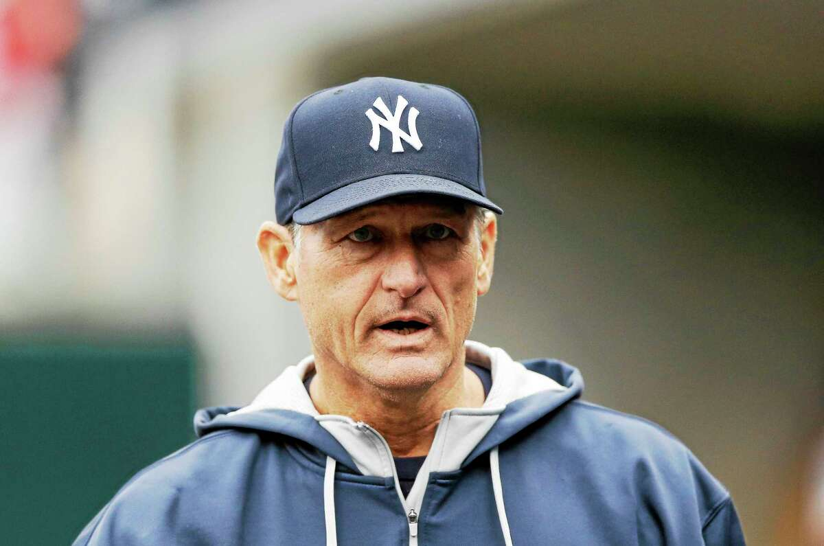 The New York Yankees promoted Alan Cockrell to hitting coach.