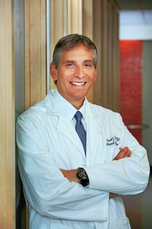 Dr. Michael Paidas Photo: Journal Register Co. / Yale Photo & Design