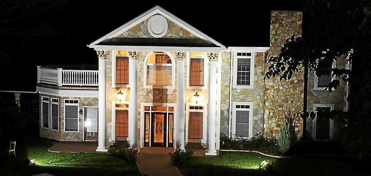 Tony Mavuli's 4,000-square-foot house