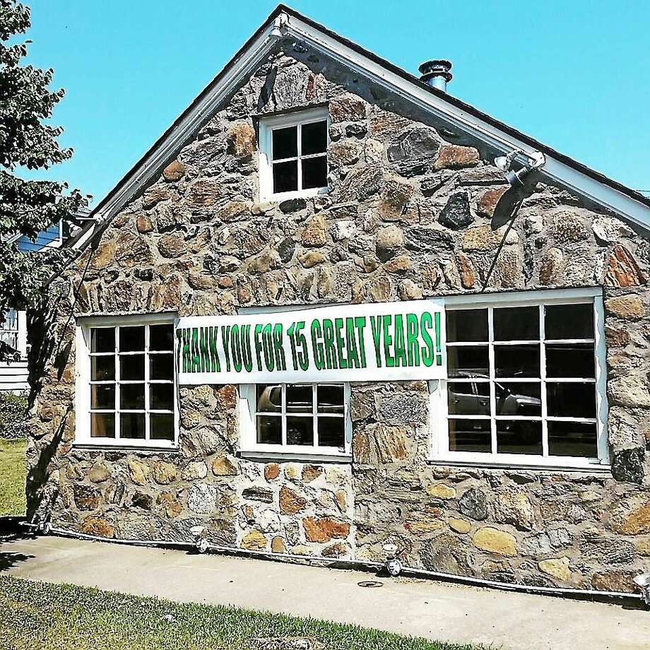 The now closed Stone House Restuarant. Photo: Journal Register Co.