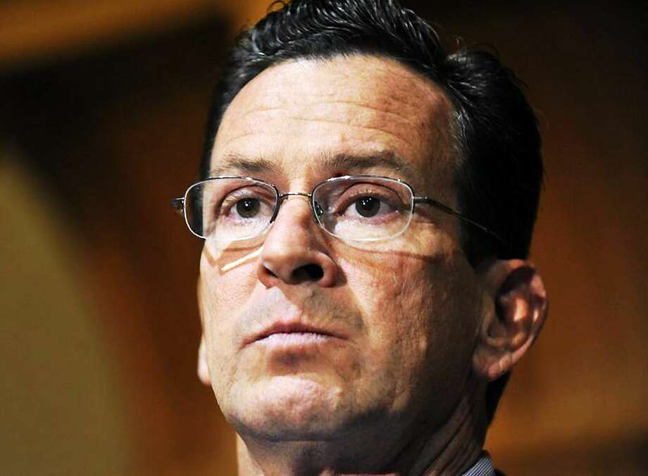 Gov. Dannel P. Malloy Photo: AP Photo / AP2010