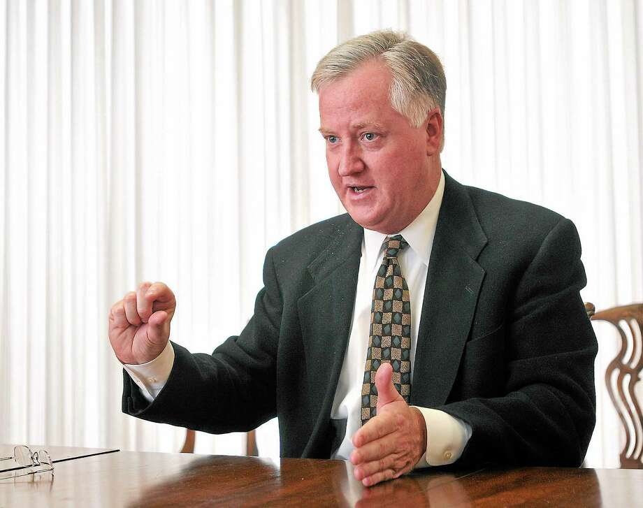 House speaker Brendan Sharkey is seen in this March 2013 file photo. Photo: New Haven Register File Photo