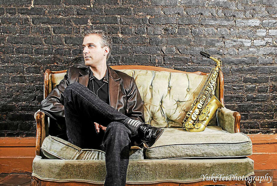 New Haven native Mike DiRubbo and his quintet will be at The Side Door Cafe Saturday night. Photo: Contributed