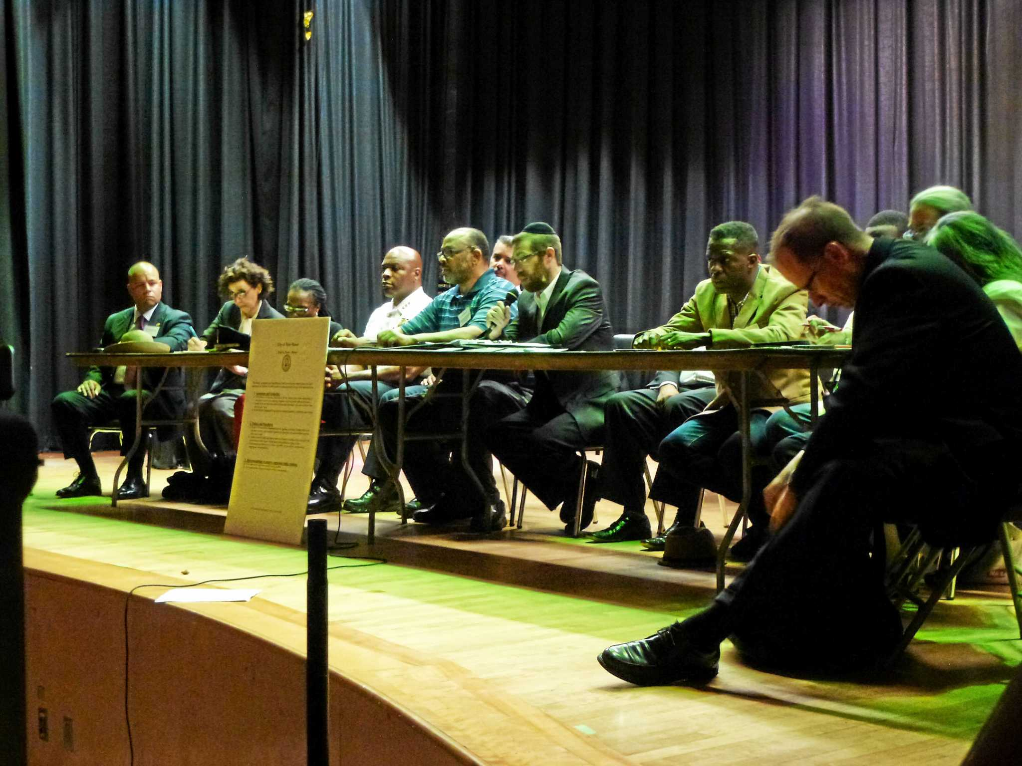 Task force in New Haven hears suggestions on police, policy