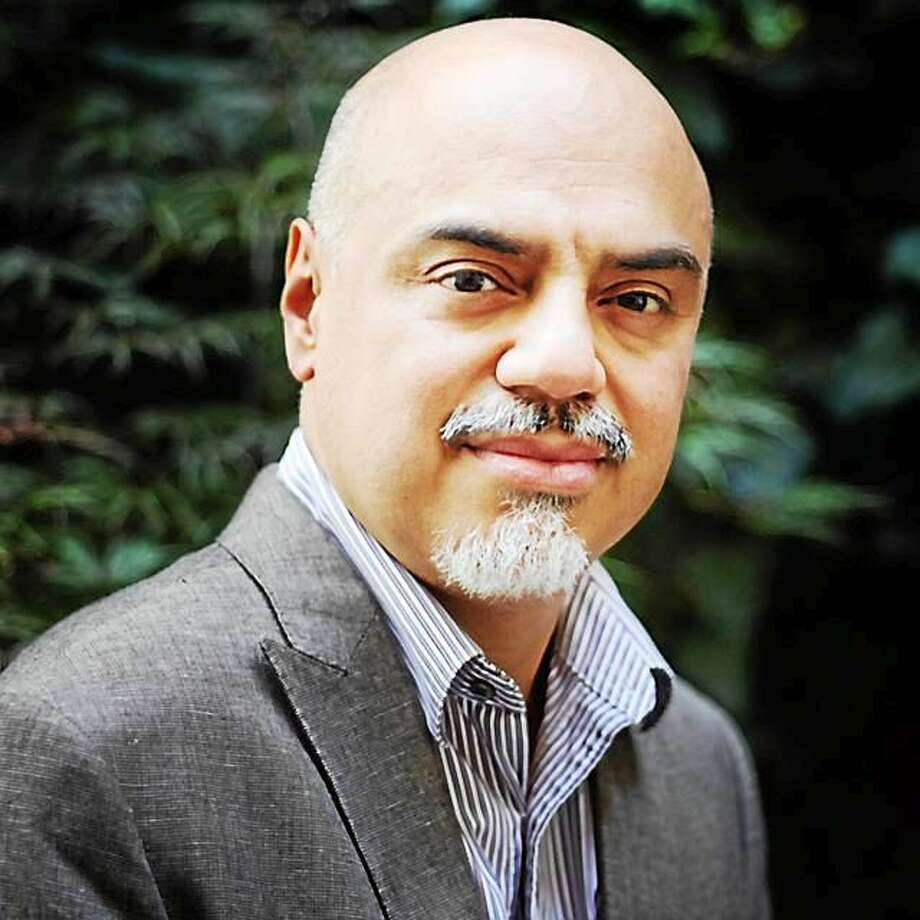 """Hector Tobar, author of """"Deep Down Dark."""" Photo: Patrice Norman   / Patrice NORMAND/Opale"""