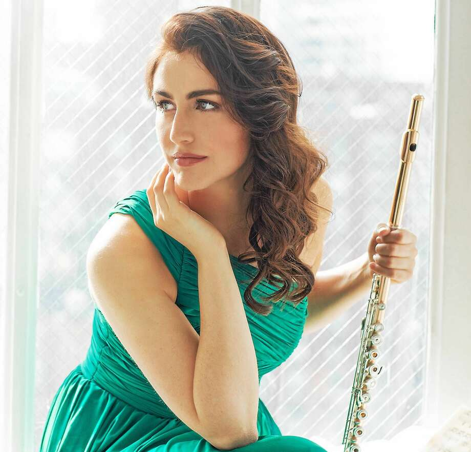 Australian flutist Catherine Gregory will make her Chestnut Hill Concerts debut in the series opener. Photo: Contributed