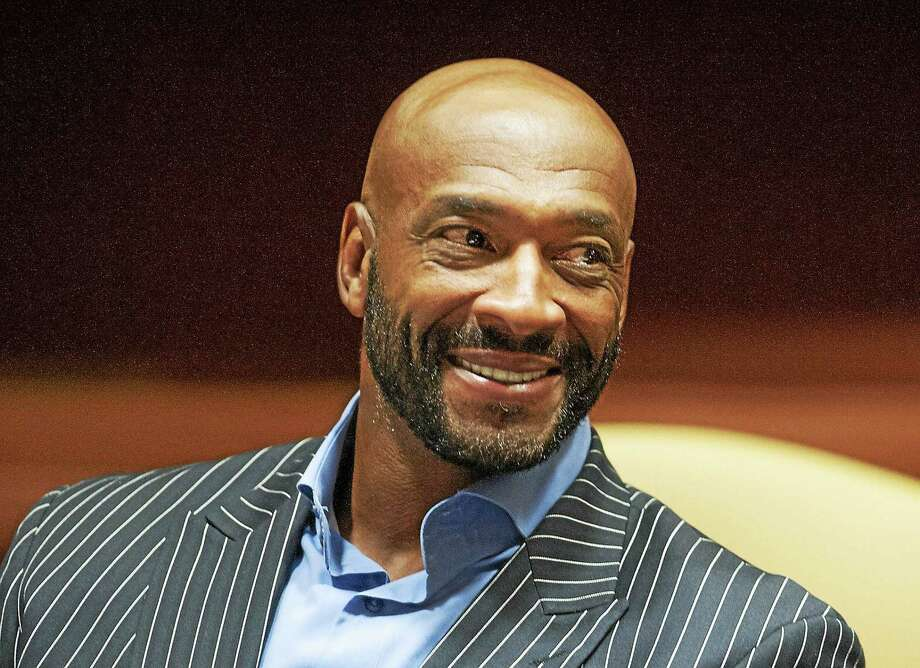 Former NFL wide receiver Irving Fryar as sentenced Friday to five years in prison for his role in a mortgage scam. Photo: The Associated Press File Photo   / Pool The Philadelphia Inquirer