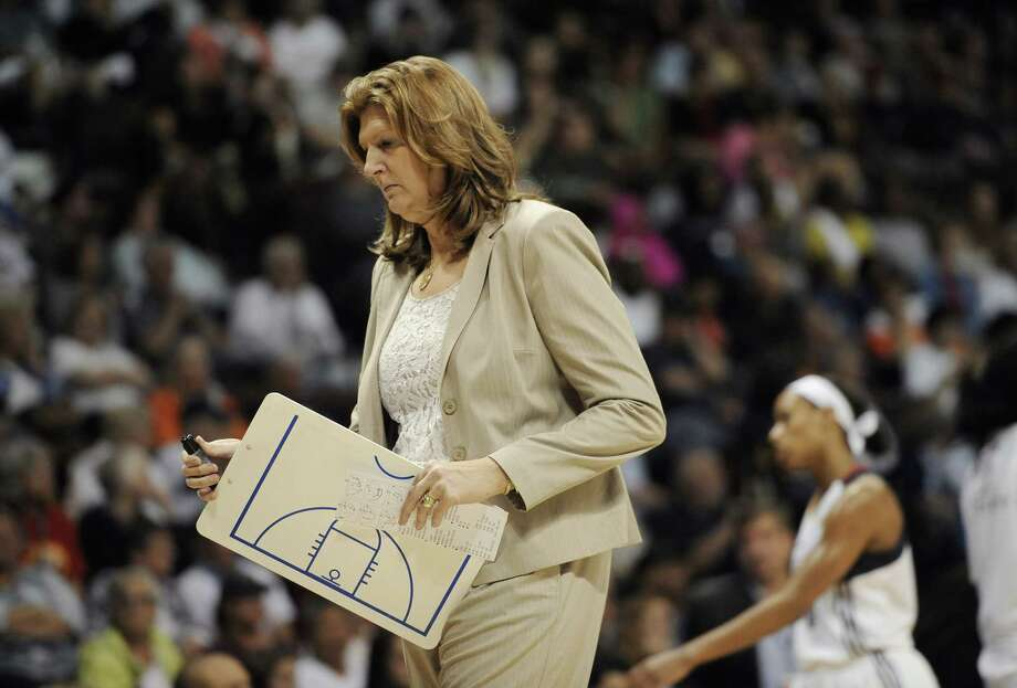Connecticut Sun head coach Anne Donovan has stepped down on Thursday after three losing seasons. Photo: The Associated Press File Photo   / FR125654 AP