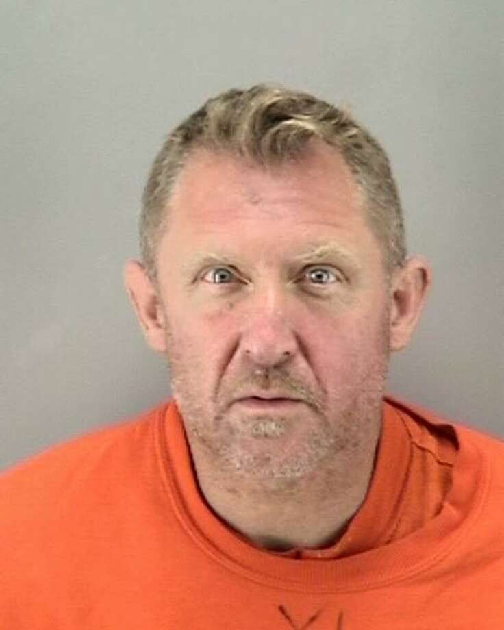 San Francisco resident Thomas Baker, 49, was arrested after police said he tried to attack an 86-year-old store owner with a knife.