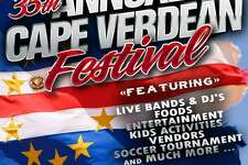 Poster for Bridgeport's 2017 Cape Verdean Festival