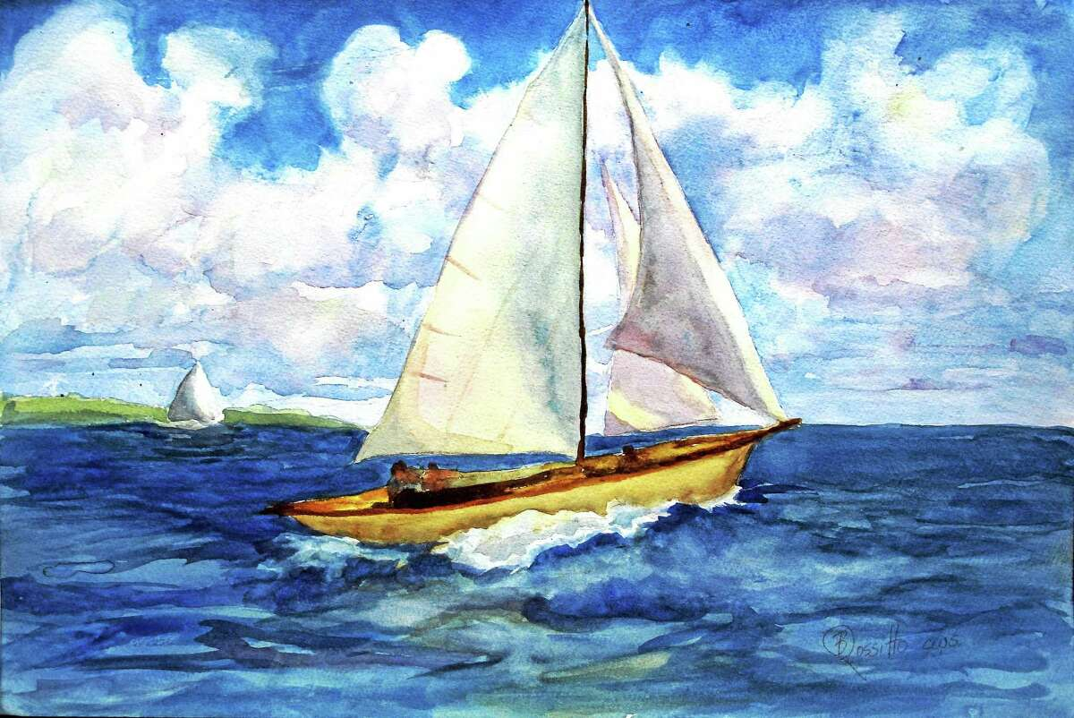 "B. Rossitto's ""Sail Away"""