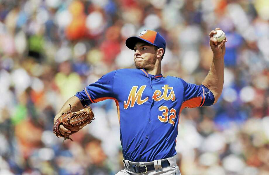 Mets prospect Steven Matz leads the minors with 68 strikeouts in 63 1/3 innings. Photo: The Associated Press File Photo   / AP