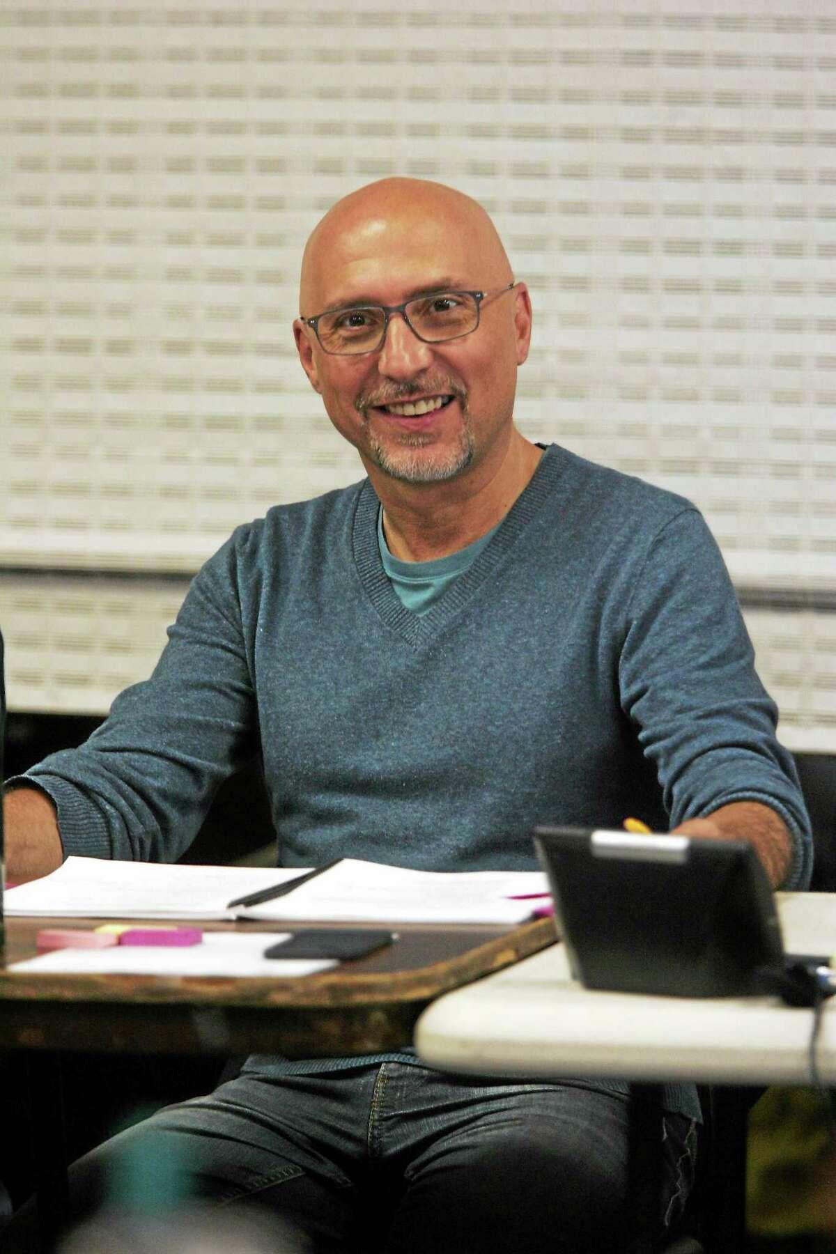 Director Rob Ruggiero