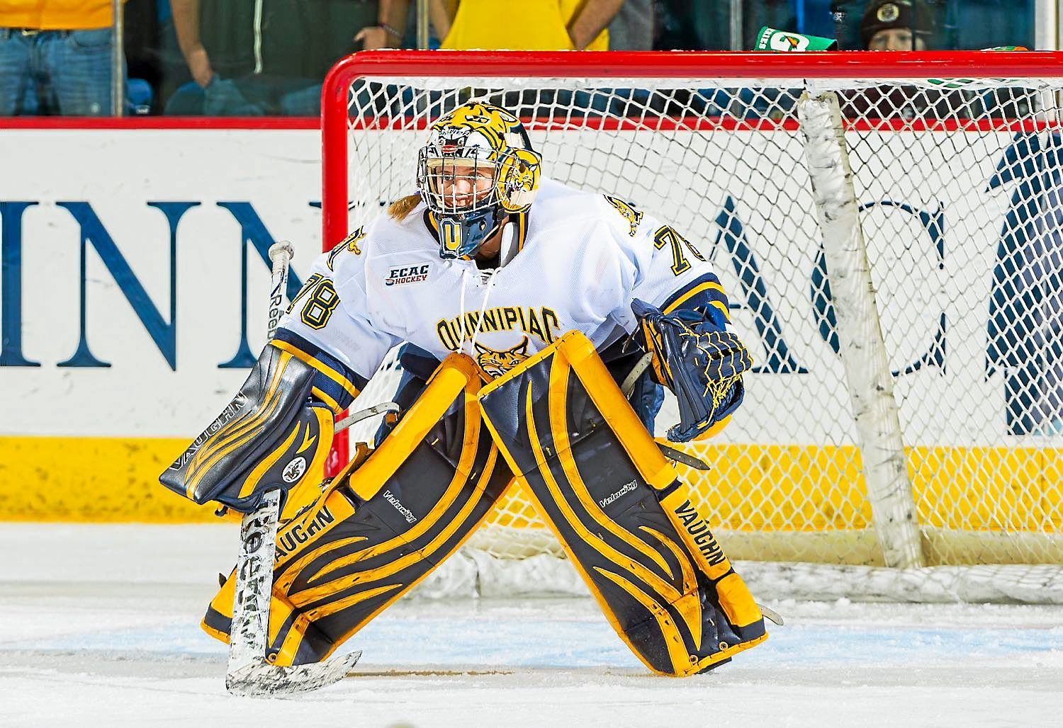 Chelsea Laden Quinnipiac Women S Hockey Team Shutting Out Opposition New Haven Register