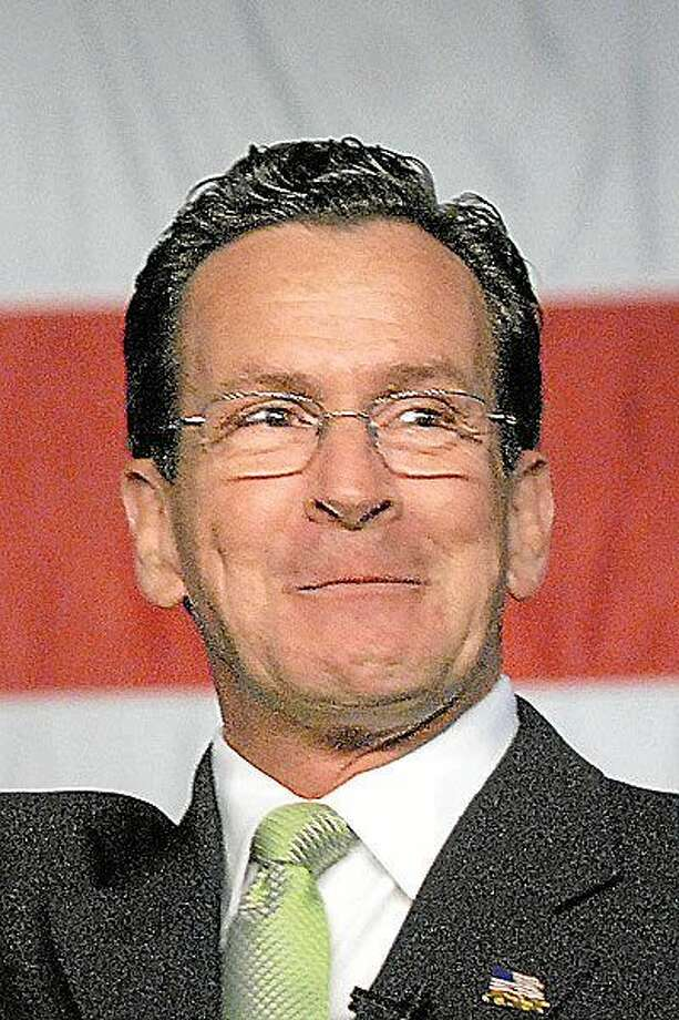 Dan Malloy Photo: NEW HAVEN REGISTER FILE PHOTO