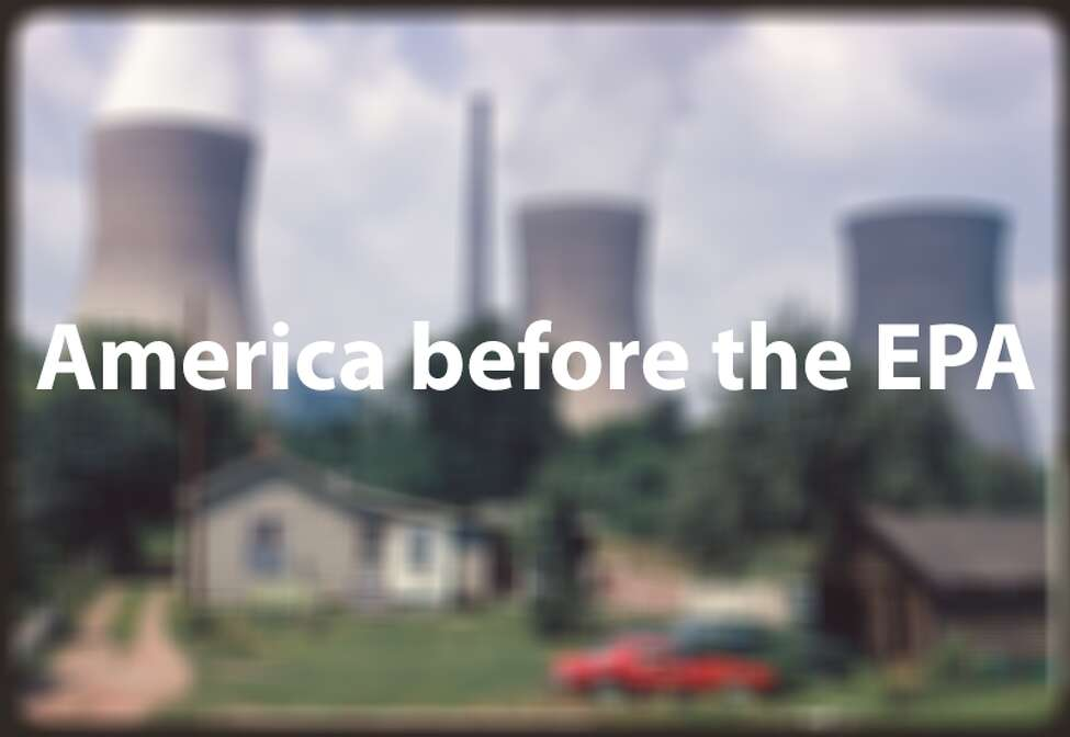 The EPA's 'Documerica' series documented pollution in America from the late 1960s to the end of the 1970s.