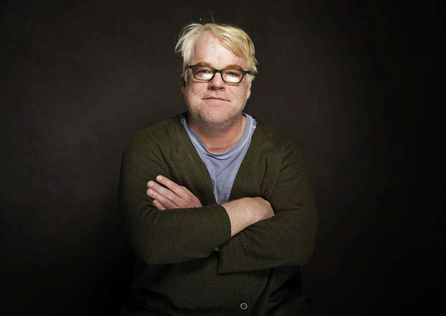 FILE - In this Jan. 19, 2014 photo, Philip Seymour Hoffman poses for a portrait at The Collective and Gibson Lounge Powered by CEG, during the Sundance Film Festival, in Park City, Utah. The new theater prize inspired by the late Hoffman is up and running and seeking submissions that ìexhibit fearlessness.î The Relentless Award, the largest annual cash prize in American theater awarded to a playwright in recognition of a new play, launched Friday, Jan. 30, 2015 with an annual award of $45,000 and the promise of workshops. Hoffman was found dead last Feb. 2, in New York. He was 46. (Photo by Victoria Will/Invision/AP, File) Photo: AP / Invision
