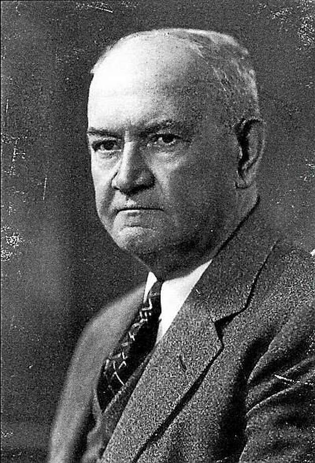 contributed photo   Former Derby Mayor George P. Sullivan Photo: Journal Register Co.