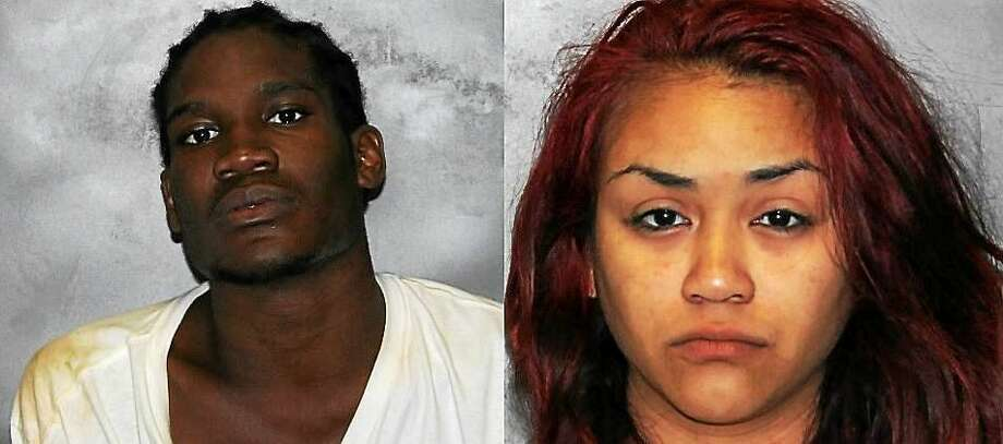 Gregory Mclaurin and Velia Portillo. Photo: West Haven Police Department