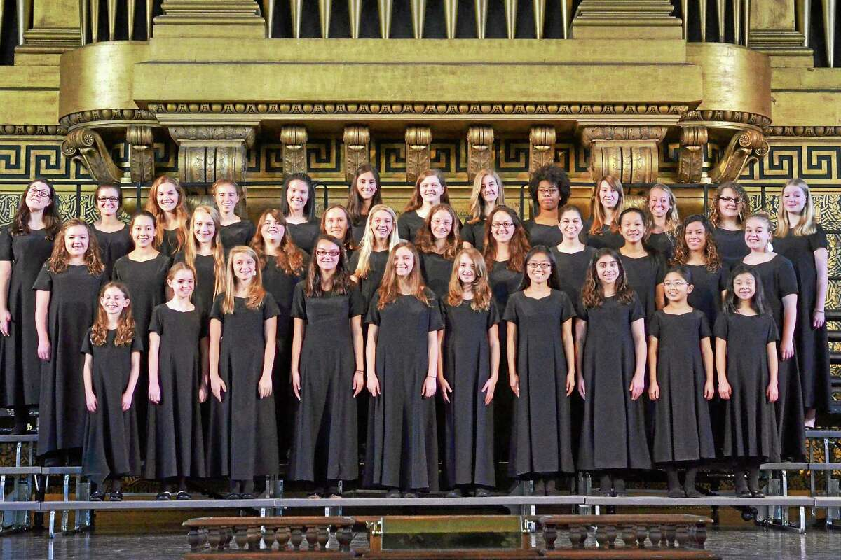 The Elm City Girls' Choir will be at Bethesda Lutheran Church in New Haven.