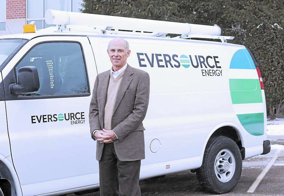 CONTRIBUTED PHOTO  Eversource Energy President, Chairman and Chief Executive Officer Thomas May. Photo: Journal Register Co.